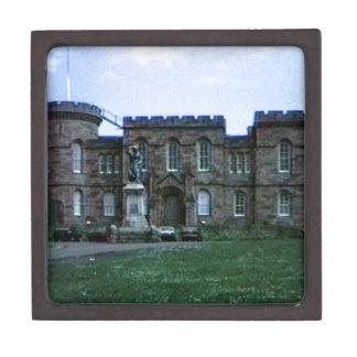 Scotland Inverness Castle Art snap-37689a  jGibney Gift Box