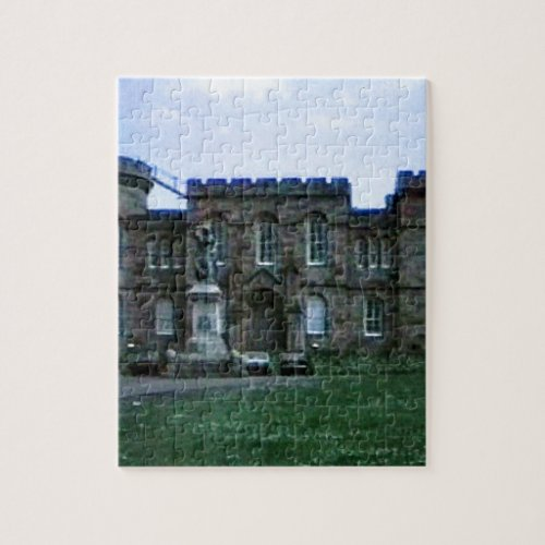 Scotland Inverness Castle Puzzle
