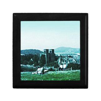 Scotland Inverness Castle Art snap-38784  jGibney Keepsake Box