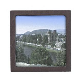 Scotland Inverness Castle Art snap-39210  jGibney Gift Box