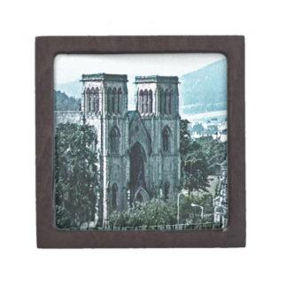 Scotland Inverness Church Art snap-38977  jGibney Keepsake Box