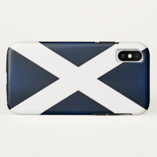 Scotland iPhone X Case