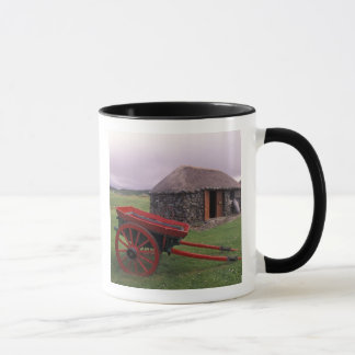 Scotland, Isle of Skye, Kilmuir. Rural landscape Mug