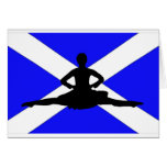 Scotland Leap Greeting Cards