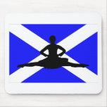 Scotland Leap Mouse Pad