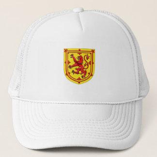 Scotland Lion Rampant Coat Of Arms Trucker Hat