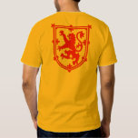 Scotland Lion Shirt