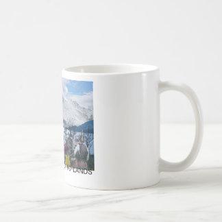 SCOTLAND LOCH LOMOND CLASSIC WHITE COFFEE MUG