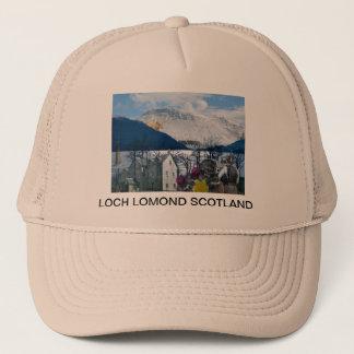 SCOTLAND LOCH LOMOND TRUCKER HAT