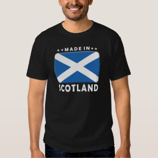 Scotland Made Shirts