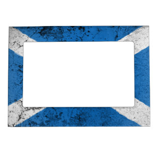 Scotland Magnetic Picture Frame