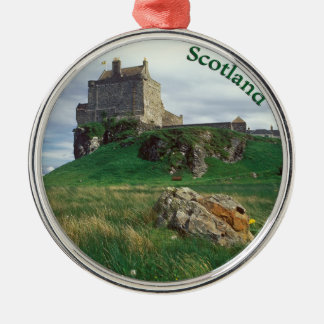 Scotland Metal Ornament