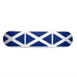 Scotland(Navy Blue), United Kingdom flag Skate Board Decks