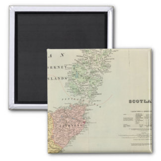 Scotland Northeast Magnet