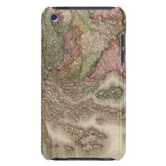Scotland, northern part iPod touch cover