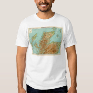 Scotland northern section T-Shirt
