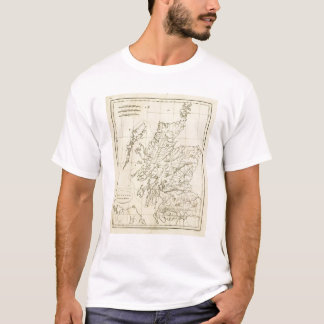 Scotland outline T-Shirt