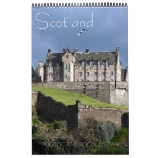 scotland photography calendar