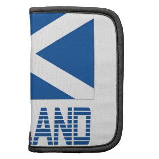 Scotland Folio Planner