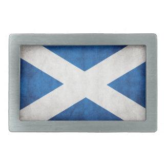 Scotland Pride Oval Belt Buckle