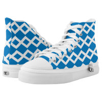 Scotland Printed Shoes