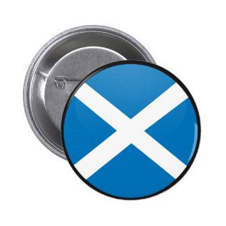 Scotland quality Flag Circle Button