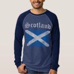 Scotland Raglan Shirt