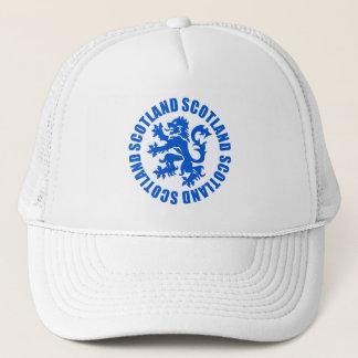 Scotland Rampant Lion Emblem Trucker Hat