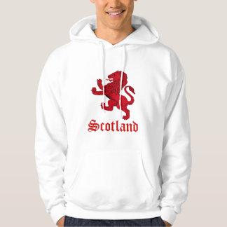 Scotland, Rampant Lion Hoodie
