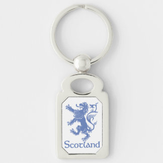 Scotland Rampant Lion Keychain, Scottish Heritage Keychain