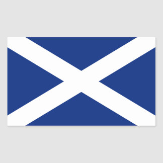 Scotland Rectangular Sticker