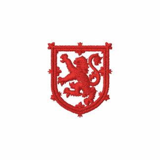 Scotland Royal Standard Embroiderd Hoodie