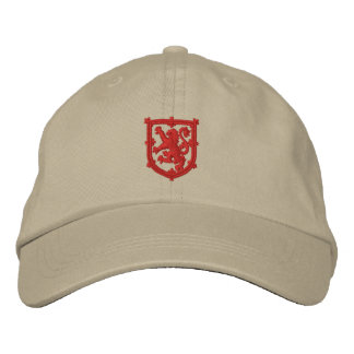 Scotland Royal Standard Embroidered Hat