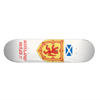 SCOTLAND RULES ! SKATEBOARD