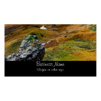 Scotland Scenic Rolling Hills Landscape Business Card