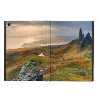 Scotland Scenic Rolling Hills Landscape Powis iPad Air 2 Case