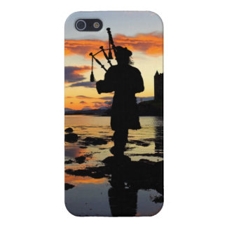 Scotland, scottish bag pipes pipper cases for iPhone 5