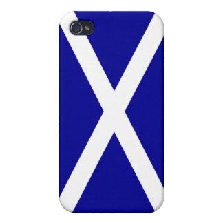 Scotland Scottish Flag IPhone Case iPhone 4/4S Covers