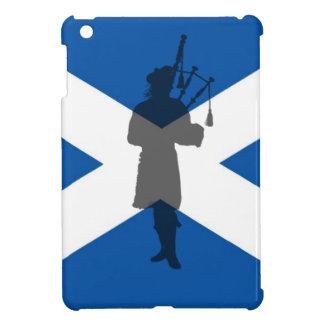 Scotland, scottish, flag pipper bag pipes cover for the iPad mini