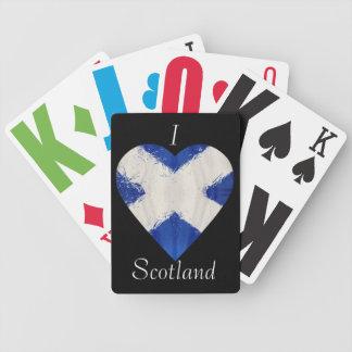 Scotland Scottish Flag Deck Of Cards
