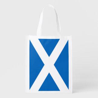 Scotland Scottish Flag St Andrews Cross Market Totes