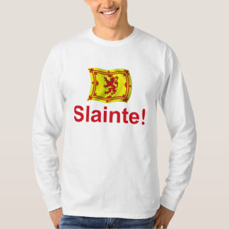 Scotland Slainte! T-Shirt
