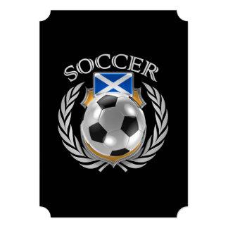 Scotland Soccer 2016 Fan Gear Card