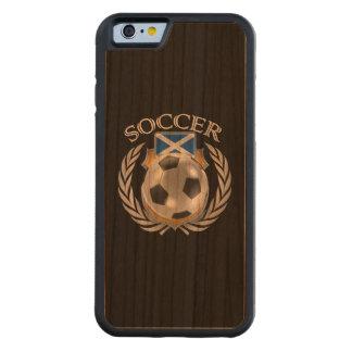 Scotland Soccer 2016 Fan Gear Carved® Cherry iPhone 6 Bumper Case