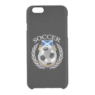 Scotland Soccer 2016 Fan Gear Clear iPhone 6/6S Case