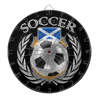 Scotland Soccer 2016 Fan Gear Dartboards