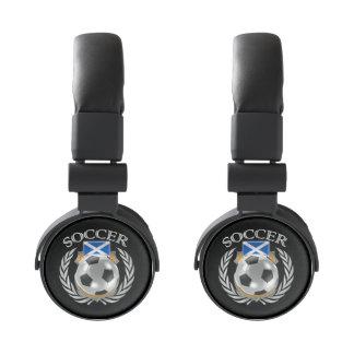 Scotland Soccer 2016 Fan Gear Headphones
