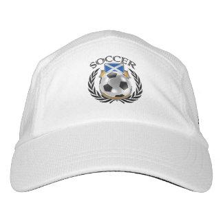 Scotland Soccer 2016 Fan Gear Headsweats Hat