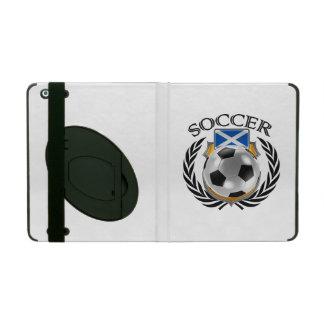Scotland Soccer 2016 Fan Gear iPad Case