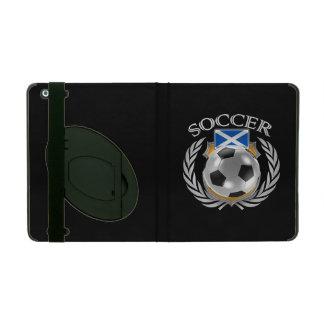 Scotland Soccer 2016 Fan Gear iPad Folio Case